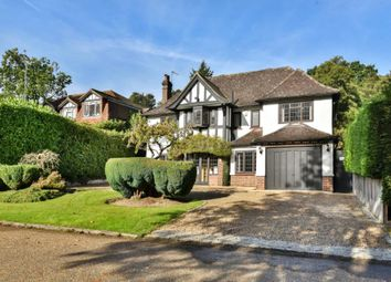 Thumbnail 5 bed property for sale in Ninhams Wood, Keston Park, Kent