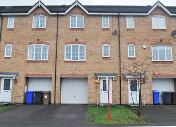 Thumbnail 4 bed town house for sale in Godwin Way, Stoke-On-Trent ST46Js