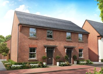 "Thumbnail 2 bed semi-detached house for sale in ""Fernhurst"" at Hook Lane, Aldingbourne, Chichester"