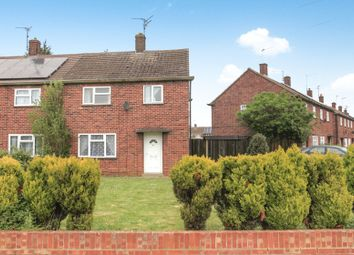 Thumbnail 3 bedroom semi-detached house for sale in Lilac Road, Dogsthorpe, Peterborough