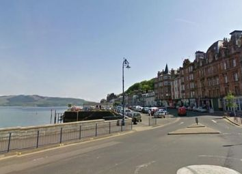 Thumbnail 1 bed flat for sale in East Princes Street, Rothesay, Isle Of Bute