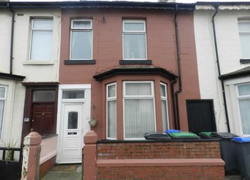 Thumbnail 3 bed terraced house for sale in Duke Street, Blackpool