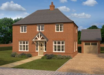 Thumbnail 3 bedroom detached house for sale in Alconbury Weald, Ermine Street, Alconbury, Huntingdon