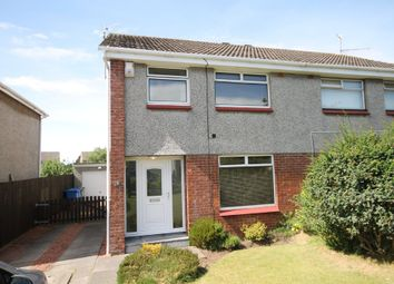 Thumbnail 3 bed semi-detached house to rent in Hillocks Place, Troon
