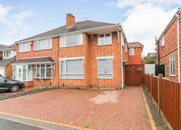 4 bed semi-detached house for sale in Ventnor Road, Solihull, West Midlands B92