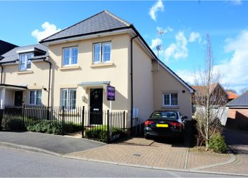 Thumbnail 3 bed end terrace house for sale in Damson Drive, Hartley Wintney