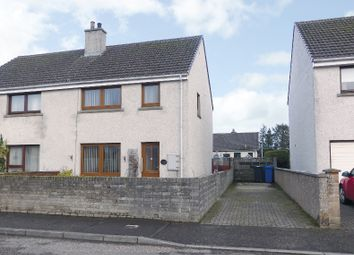 Thumbnail 2 bed semi-detached house for sale in Henrietta Street, Halkirk