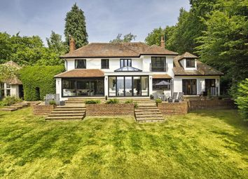 Thumbnail 5 bedroom detached house for sale in Tewin Wood, Nr Welwyn, Herts