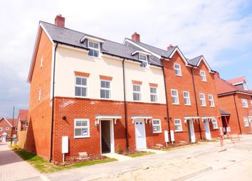 Thumbnail 4 bed end terrace house to rent in Ellis Road, Broadbridge Heath, Horsham