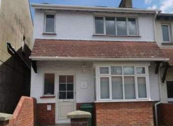 Thumbnail 2 bed semi-detached house to rent in Roedale Road, Brighton