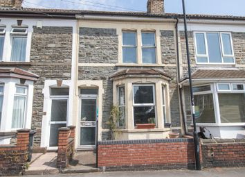 Thumbnail 2 bed terraced house for sale in Baden Road, St. George, Bristol