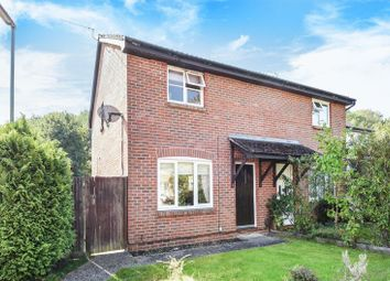 Thumbnail 3 bed semi-detached house for sale in Abinger Close, North Holmwood, Dorking
