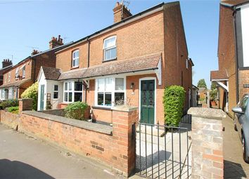 Thumbnail Semi-detached house for sale in Letchmore Road, Stevenage, Herts