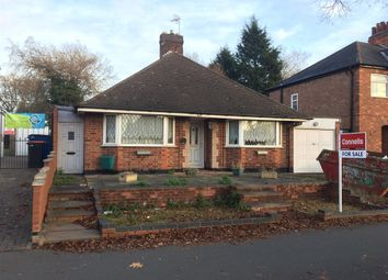 Thumbnail 2 bedroom detached bungalow for sale in Saffron Lane, Leicester
