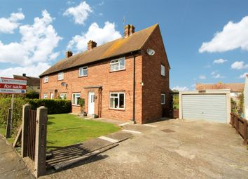 Thumbnail 3 bed semi-detached house for sale in Ferriman Road, Spaldwick, Huntingdon