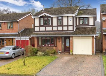 Thumbnail 4 bed detached house for sale in Cooke Drive, Telford, Shropshire