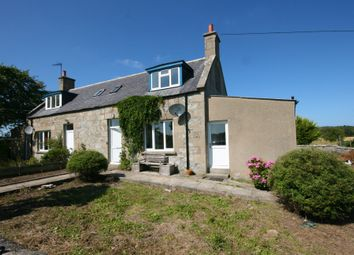 Thumbnail 3 bed semi-detached house for sale in 1 Kindrought Cottage East, Portsoy