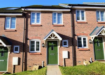 Thumbnail 2 bed terraced house for sale in Burdock Gardens, St Crispins, Northampton