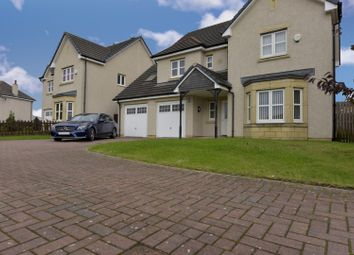 Thumbnail 4 bed detached house for sale in Plover Crescent, Dunfermline