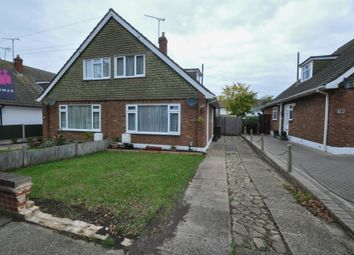 Thumbnail 2 bed semi-detached house for sale in Eversley Road, Benfleet
