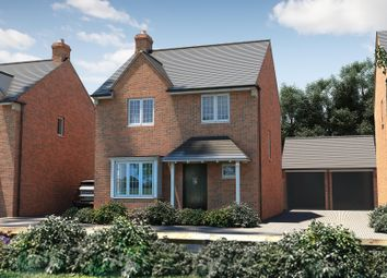 "Thumbnail 4 bed detached house for sale in ""The Tattershall"" at Winchester Road, Fair Oak, Eastleigh"