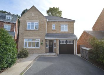 Thumbnail 4 bed detached house for sale in Woodlands Court, Woolley Grange, Barnsley