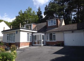 Thumbnail 5 bedroom bungalow for sale in Alton Road, Parkstone, Poole