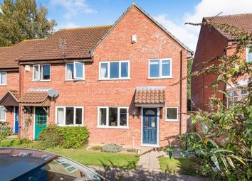 Thumbnail 3 bed end terrace house for sale in Wymondham, Norfolk