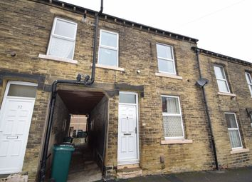 Thumbnail 1 bedroom terraced house for sale in Haycliffe Road, Bradford, West Yorkshire