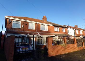 Thumbnail 4 bed semi-detached house for sale in Kings Road, Chorlton, Manchester, Greater Manchester