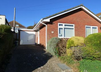 Thumbnail 2 bed bungalow for sale in Northwood Avenue, Saltdean, Brighton, East Sussex