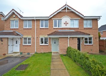 Thumbnail 2 bed town house for sale in Kirkcaldy Fold, Normanton