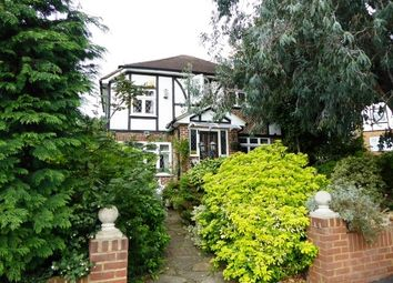 Thumbnail 3 bed detached house for sale in Tudor Close, Chessington