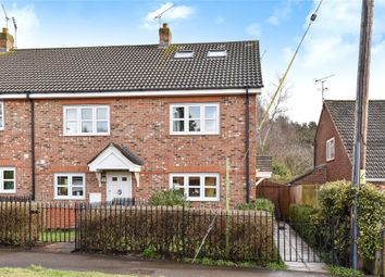 Thumbnail 3 bed end terrace house for sale in College Road, College Town, Sandhurst, Berkshire