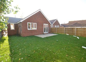 Thumbnail 3 bed detached bungalow for sale in Wing Road, Leysdown-On-Sea, Sheerness