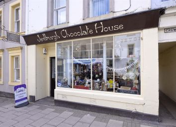 Thumbnail Retail premises for sale in 23 High Street, Jedburgh