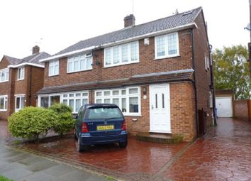 Thumbnail 4 bedroom semi-detached house to rent in Dartford, Kent