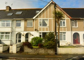 Thumbnail 4 bed terraced house to rent in Trevethan Road, Falmouth, Cornwall, UK