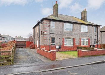 Thumbnail 2 bedroom flat for sale in Glebe Crescent, Ayr, South Ayrshire, Scotland