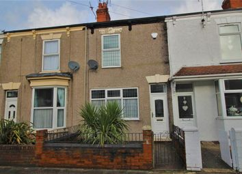 Thumbnail 3 bed terraced house for sale in Crescent Street, Grimsby