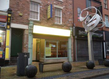 Thumbnail Commercial property for sale in Preston PR1, UK