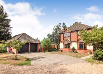 Wightway Mews, Warsash, Southampton SO31. 4 bed detached house