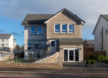 "Thumbnail 5 bedroom detached house for sale in Plot 23 ""The Lomond"" Castle Road, Dumbarton"