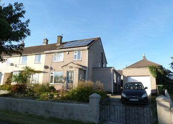 Thumbnail 3 bed end terrace house for sale in Budshead Road, Crownhill, Plymouth