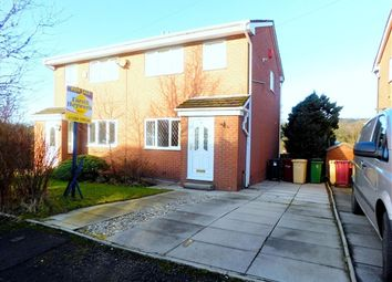 Thumbnail 3 bed property for sale in Westbank Road, Bolton
