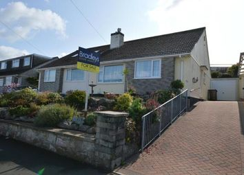 Thumbnail 2 bed semi-detached bungalow for sale in Mount Batten Way, Plymouth, Devon