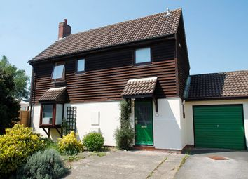 Thumbnail 3 bed link-detached house for sale in Carlford Close, Martlesham Heath, Ipswich