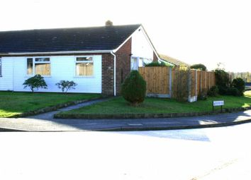 Thumbnail 2 bed semi-detached bungalow for sale in St. Andrews Road, Weeley, Clacton-On-Sea