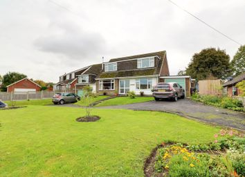 Thumbnail 4 bed detached house for sale in South Street, North Kelsey, Market Rasen