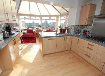 Thumbnail 4 bed detached house for sale in Gelyn Y Cler, Pencoedtre, Barry